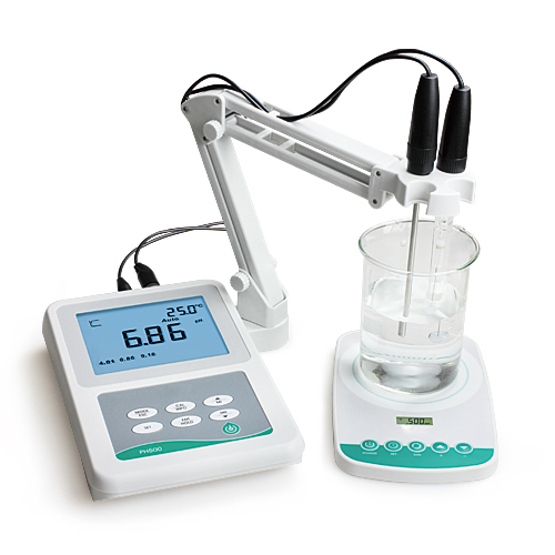 twinno PH500 桌上型酸鹼度測試儀